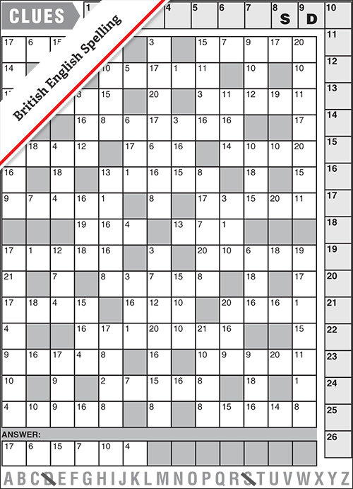 Code Cracker #0001<p>Solution: ACTION</p>