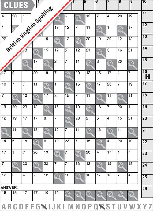 Code Cracker #0018<p>Solution: BLOOMS</p>