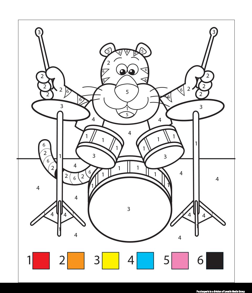 Colour In (Children)