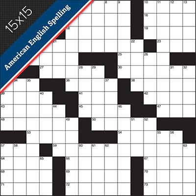 Crossword American Standard