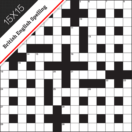 Crossword British Standard