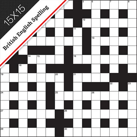 Crossword British Standard