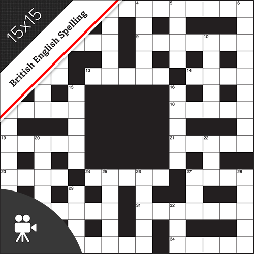Crossword Entertainment Theme #0321
