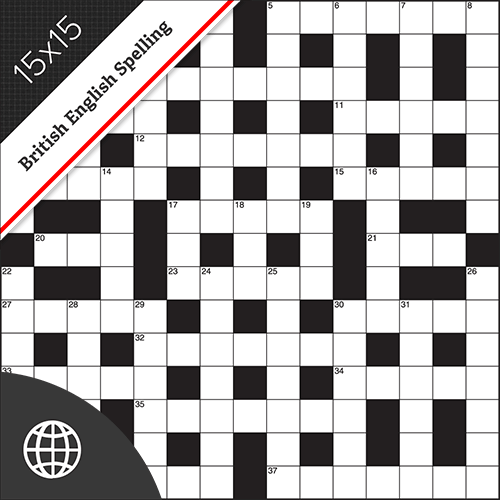 Crossword Geography Theme #0001