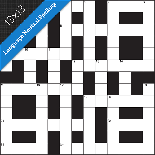 Crossword LN Small #0301