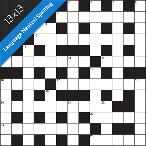Crossword LN Small #0309