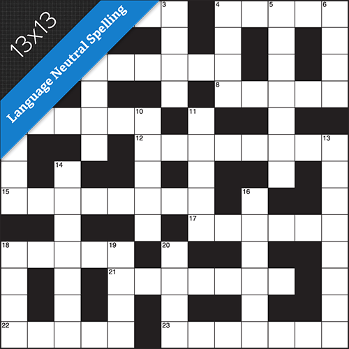 Crossword LN Small #0314
