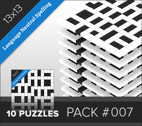 Crossword LN Small Pack #007