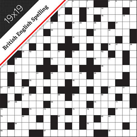 Crossword Midi #0771