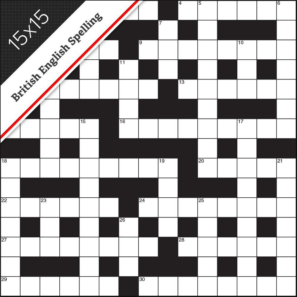 Cryptic Crossword Small