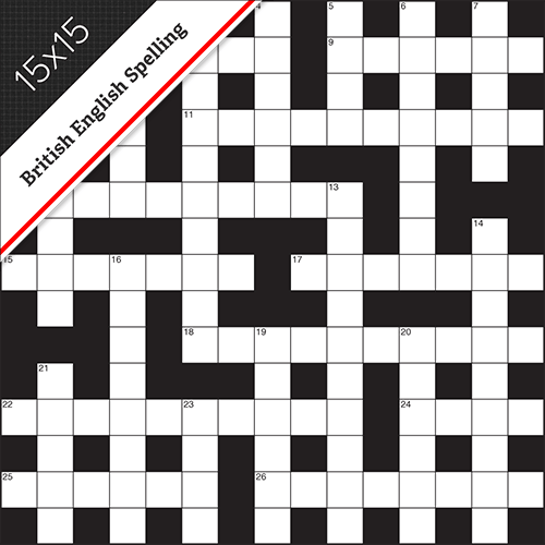 Cryptic Crossword Small #0030