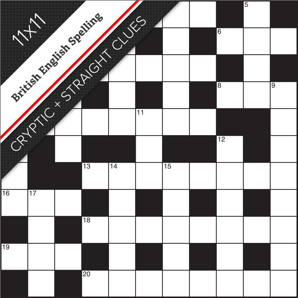 Cryptic Straight Crossword