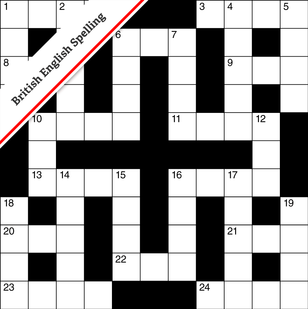 Junior Crossword (Children)