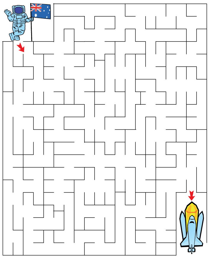Maze for Children