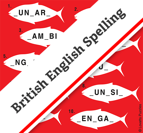 Red Herrings #0005<p>Theme: COUNTRIES</p>