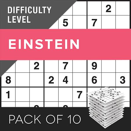 Sudoku (f)Einstein Pack