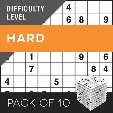 Sudoku (d)Hard Pack