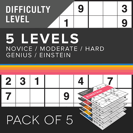 Sudoku (a)Multi-Level Pack