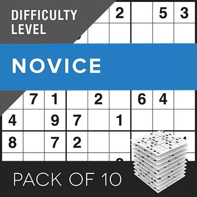 Sudoku (b)Novice Pack