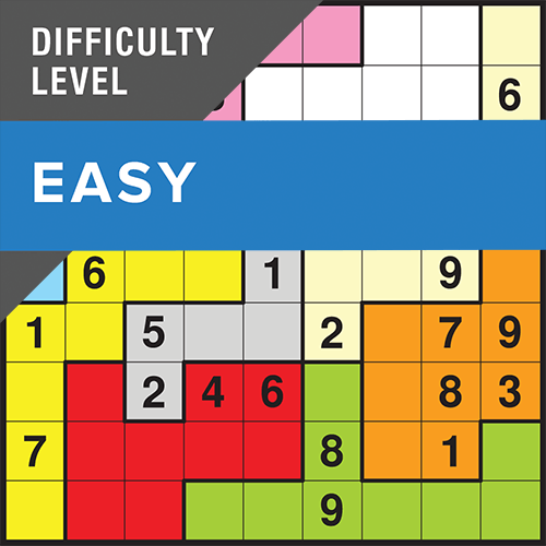 Sudoku Shapeshifter Easy